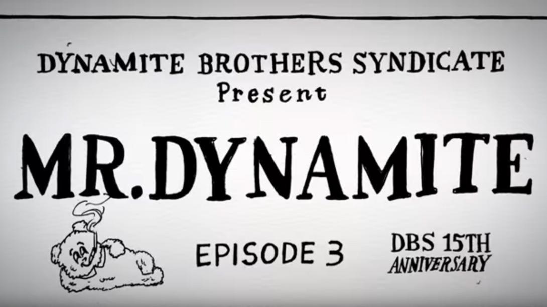 MR.Dynamite